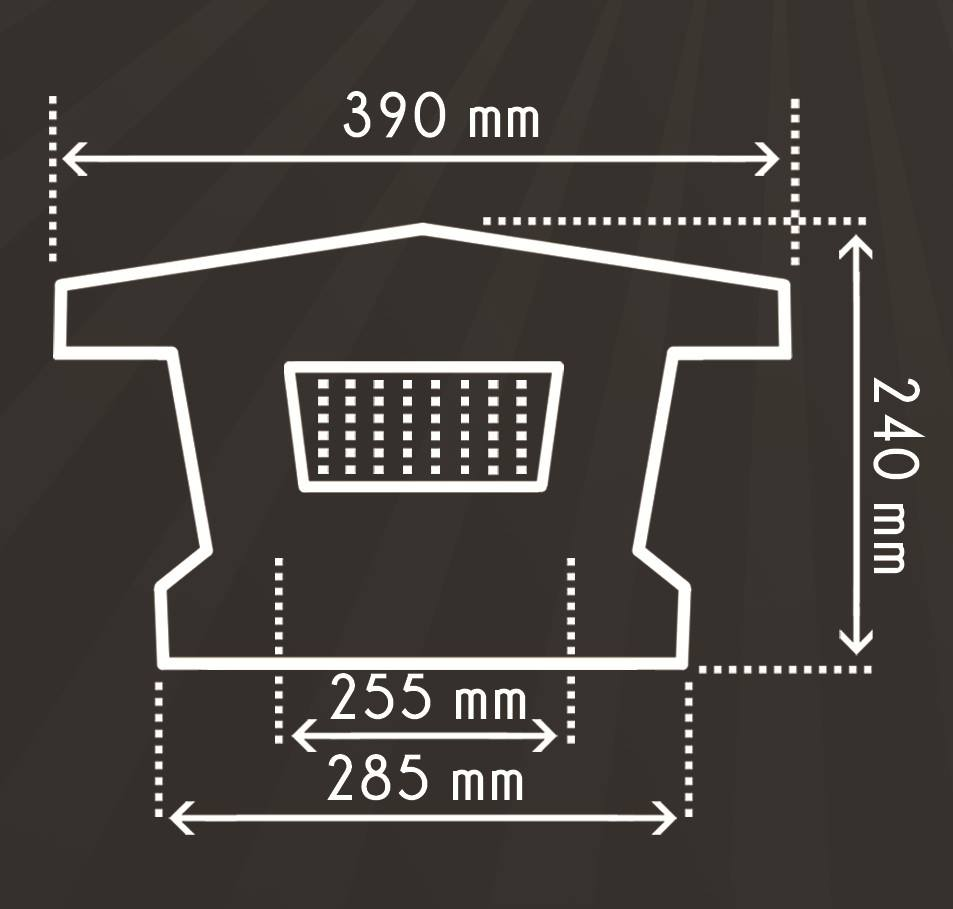 capac pentru cosul de fum diametru 180 mm