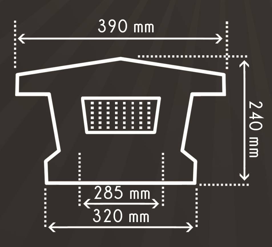 capac pentru cosul de fum diametru 210 mm
