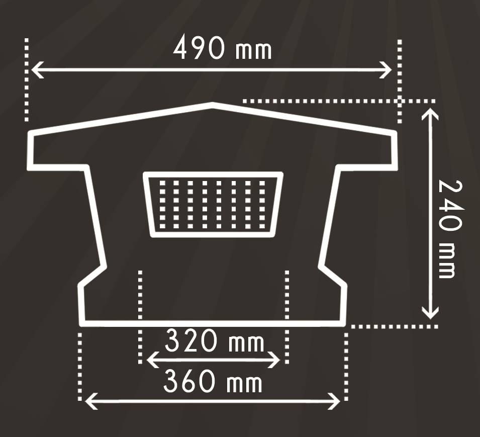 capac pentru cosul de fum diametru 250 mm